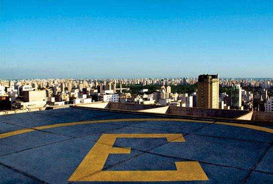InterContinental Sao Paulo: Sky View