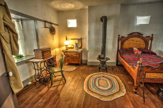 Fredonia, AZ: Guest bedroom.
