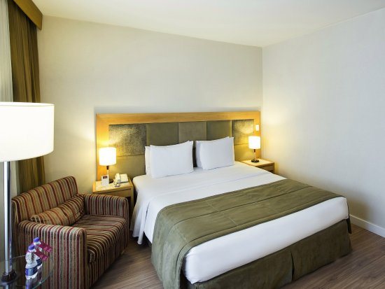 Mercure Sao Paulo Jardins Hotel: Guest Room