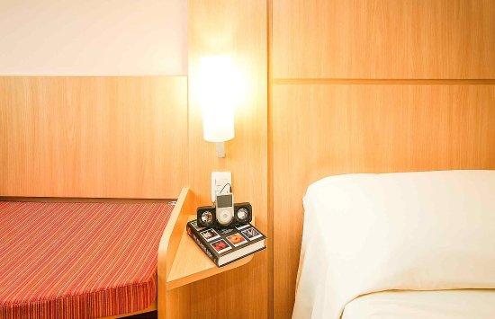 Ibis belo horizonte liberdade belo horizonte mg otel for Media room guest bedroom