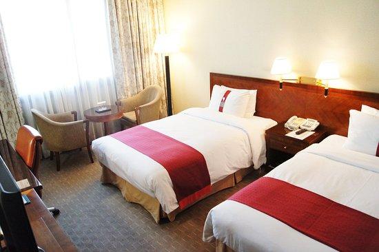 Holiday Inn Seongbuk Seoul: Business Twin room