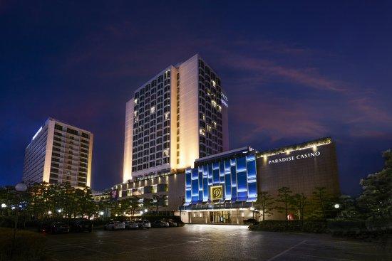 Paradise Hotel Busan : Exterior