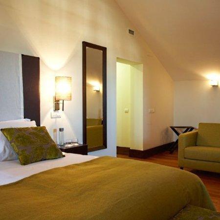Golega, Portugalia: Mansard Room