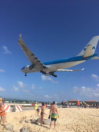 Photo of Beach Maho Beach at Maho 3550-147, Sint Maarten