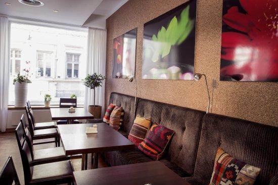 Sundsvall, Svezia: Dining Room