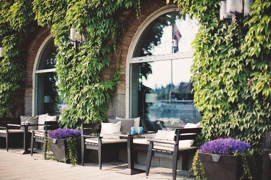 Radisson Blu Strand Hotel, Stockholm: Restaurant