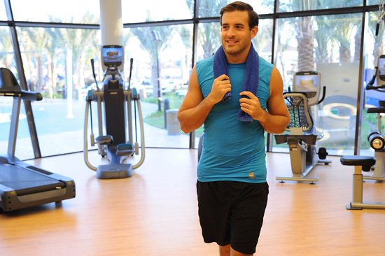 InterContinental Abu Dhabi: Fitness Center