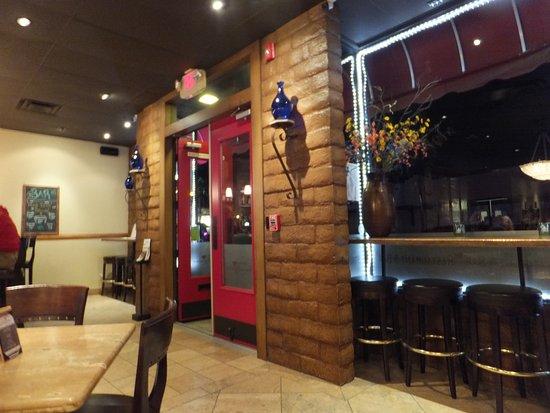 Bistro Twenty Nine: Interior of the restaurant