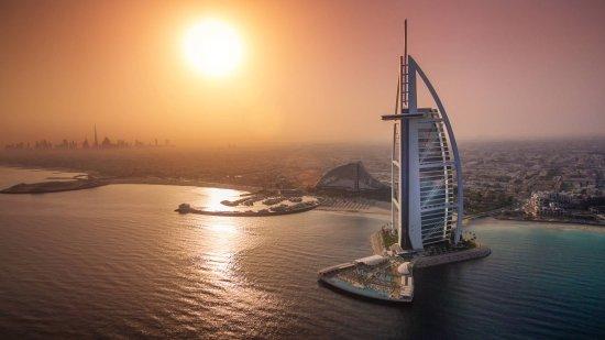 Burj Al Arab Jumeirah: Burj Al Arab