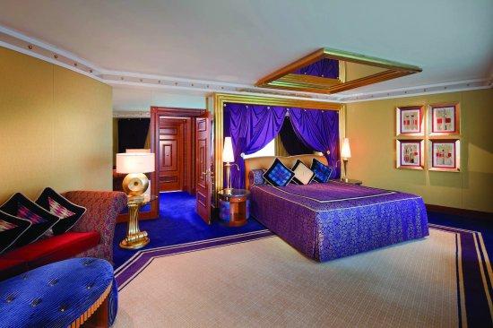 Burj Al Arab Jumeirah: One Bedroom Deluxe Suite