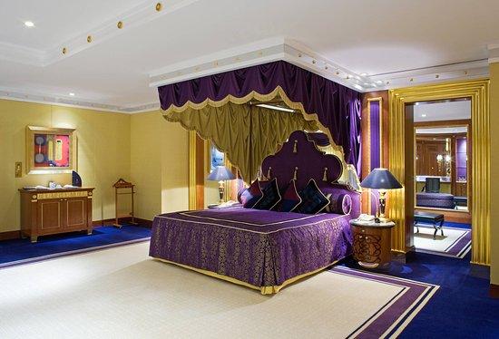 Burj Al Arab Teuerstes Zimmer