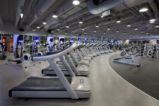 Jumeirah Emirates Towers: Talise Fitness Cardio Area
