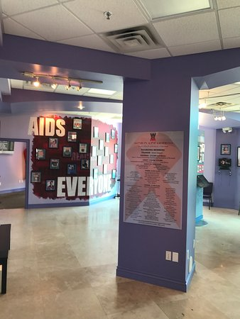 ‪World AIDS Museum‬