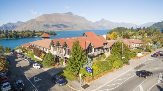 Copthorne Hotel and Resort Queenstown Lakefront : Exterior - Aerial