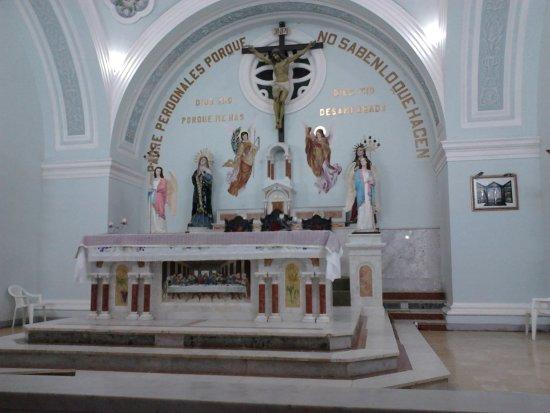 Iglesia San Rafael del Norte: Padre odorico d andrea
