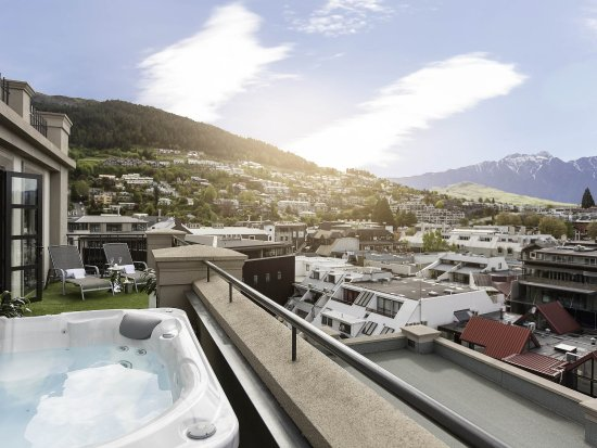 Sofitel Queenstown Hotel & Spa: Guest Room