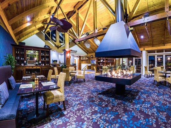 Pauanui, Yeni Zelanda: Restaurant
