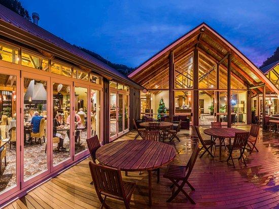 Pauanui, Yeni Zelanda: Interior