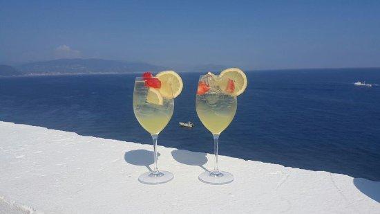 Al Faro di Portofino Lounge Bar: SPRITZ DI PORTOFINO