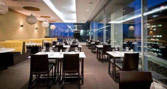 Mercure Auckland: Restaurant