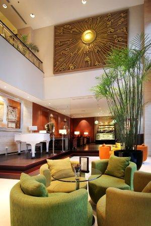 Holiday Inn Bandung: Plum Lounge - Lobby