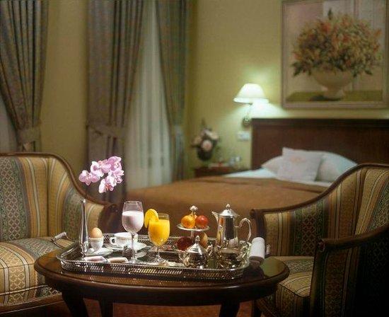 Grotthuss Hotel: Business class