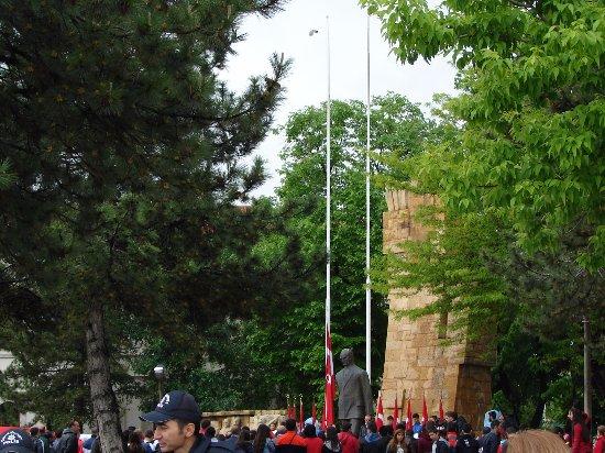 Sivas, Turkije: Mustafa Kemal Atatürk Anıtı 3