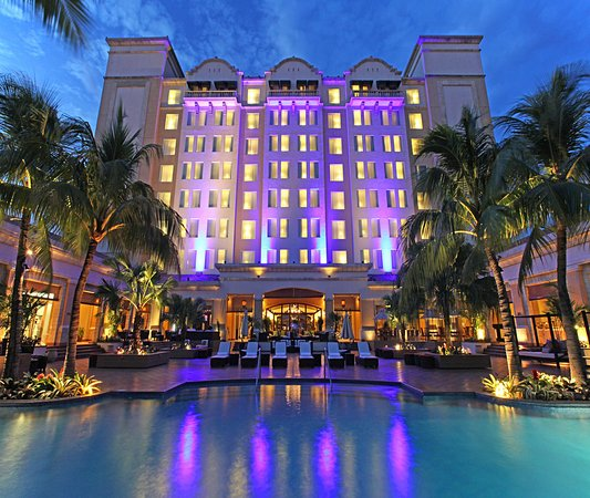 InterContinental Real Managua at Metrocentro Mall: Luxury Hotel in Nicaragua