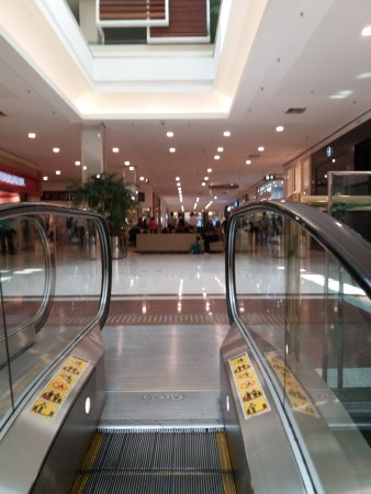 Morumbi Shopping: Visita de hoje .