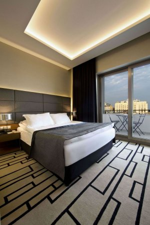 Cihangir Hotel: Sup.Suite With Bosphorus View