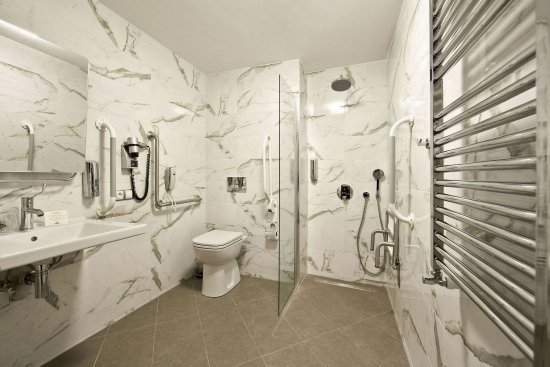 Cihangir Hotel: Standard Room Handicapped