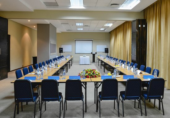 Protea Hotel Lusaka Cairo Road: Conference Room   U-Shape Setup