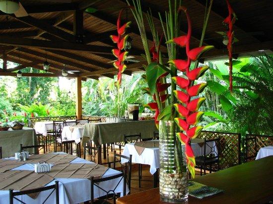 هوتل روبليدال: Restaurant