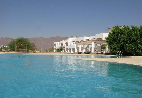 Swisscare Nuweiba Resort Hotel: Exterior