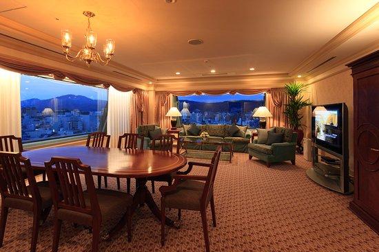 Hotel Nikko Princess Kyoto: PrincessSuite Room