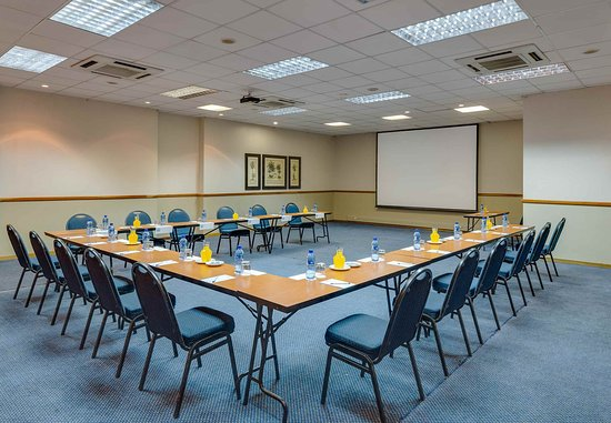 Empangeni, South Africa: Boardroom - U-Shape Setup