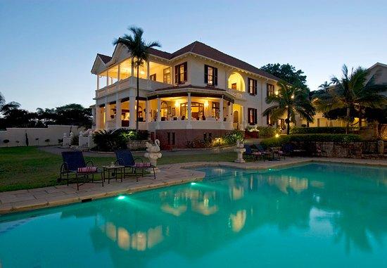 African Pride Audacia Manor Boutique Hotel: Outdoor Pool