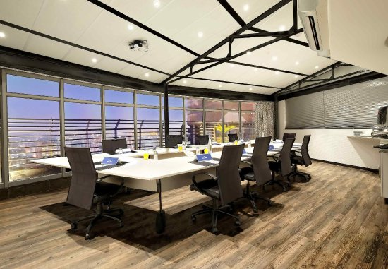 Braamfontein, แอฟริกาใต้: Boardroom