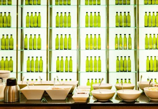 The Oasis : Tsama Restaurant - Buffet