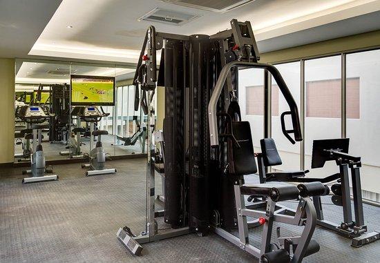 Άπινγκτον, Νότια Αφρική: Fitness Center