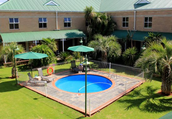 Klerksdorp, Sydafrika: Outdoor Pool