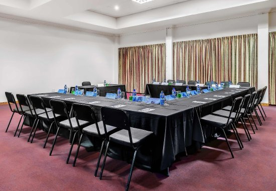 Klerksdorp, Sydafrika: Meeting Room - U-shape Setup
