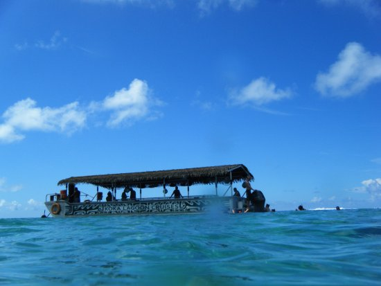Muri, Cook Islands: Another lagoon tour