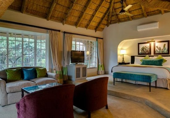 Magaliesburg, South Africa: Luxury King Plunge Pool Guest Room