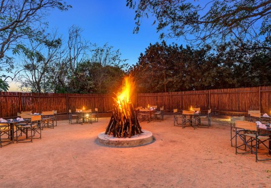 Protea Hotel by Marriott Hazyview: Fire Pit