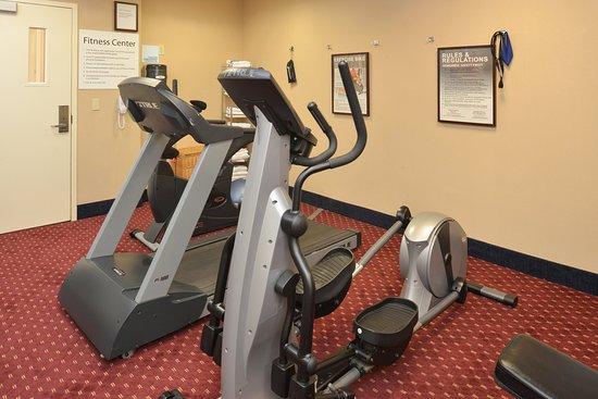 Lathrop, CA: Fitness Center