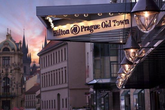 Hilton prague old town czech republic hotel reviews for Hotel city central prague