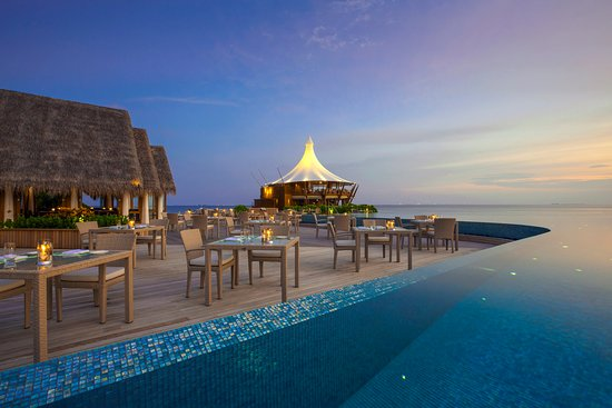Baros Maldives: Lime Restaurant