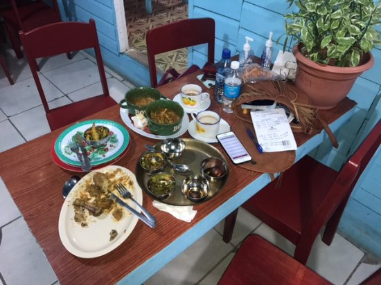 Belmopan, Belize: More Food
