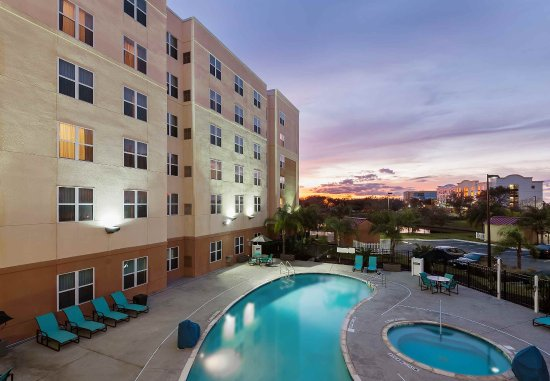 Residence Inn Orlando Airport: Outdoor Pool